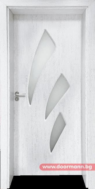 Интериорна врата Gama 202 - Бреза